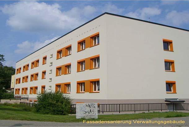 <strong>Verwaltung Oranienburg<span><b>  </b>Gesellschaftsbauten  </span></strong><i>→</i>